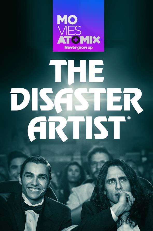 Disaster Artist Atomix review