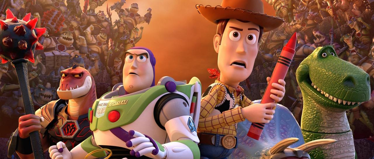 Pixar ya encontró una nueva escritora para Toy Story 4 f5ce72c4eed