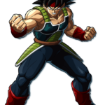 Dragon Ball FighterZ Bardock Render