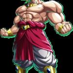 Dragon Ball FighterZ Broly Render