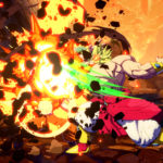 Dragon Ball FighterZ Broly Screen 2