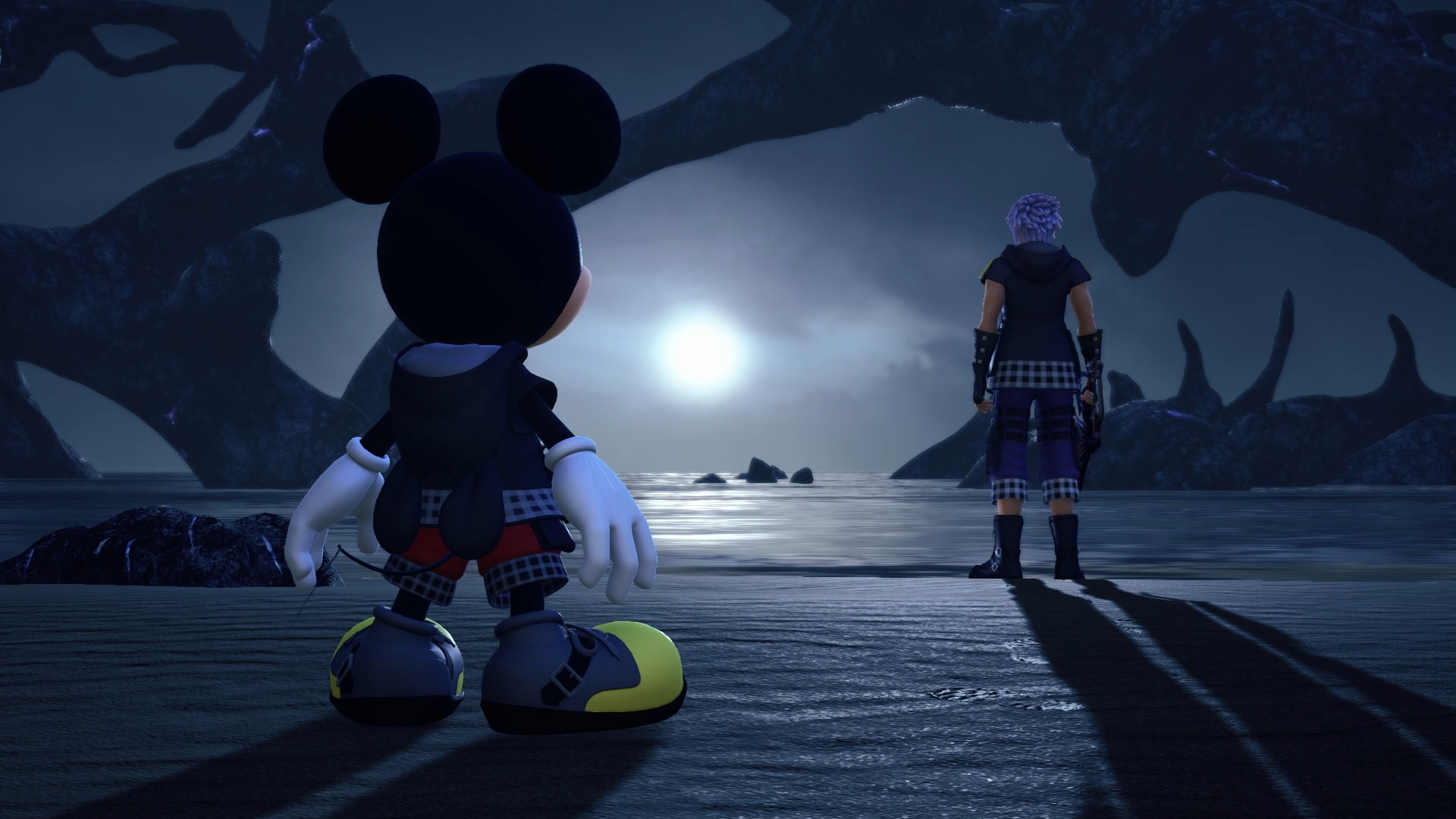 Kingdom Hearts 3 Screen 33 Atomix