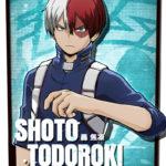 My Hero Academia Oneâ__s Justice Shoto Todoroki