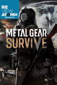 Review Metal Gear Survive