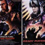 Gran homenaje a los clásicos del cine con los posters de Ready Player One Atomix 1