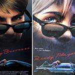 Gran homenaje a los clásicos del cine con los posters de Ready Player One Atomix 2