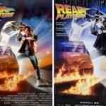 Gran homenaje a los clásicos del cine con los posters de Ready Player One Atomix 4