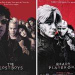 Gran homenaje a los clásicos del cine con los posters de Ready Player One Atomix 8