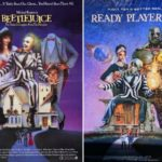 Gran homenaje a los clásicos del cine con los posters de Ready Player One Atomix 9