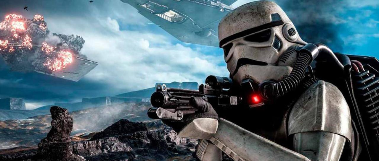 Star Wars Battlefront II Atomix