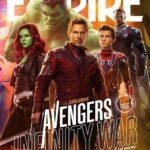 Mira estas increíbles portadas de Avengers Infinity War de la revista Empire Atomix 4