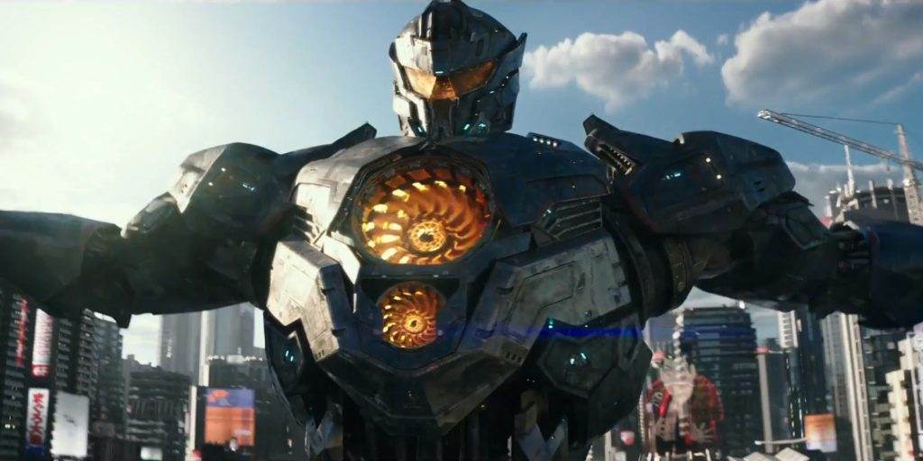 Pacific Rim Uprising review Atomix