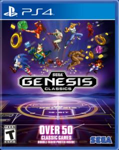 Pronto tendremos la colección de SEGA Genesis en PS4 y Xbox One Atomix 2