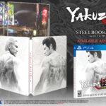Yakuza Kiwami 2 Steelbook Edition