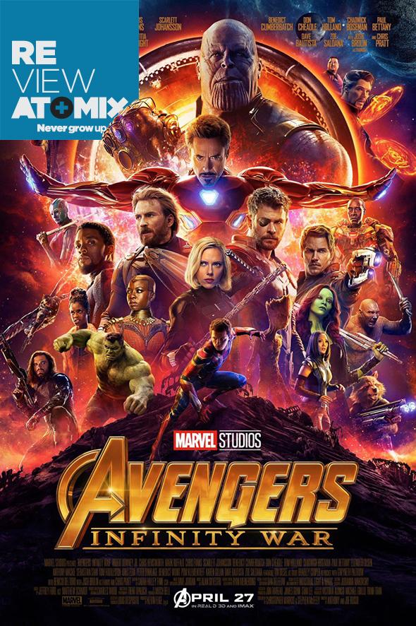 Atomix-Avengers-Infinity-War-poster