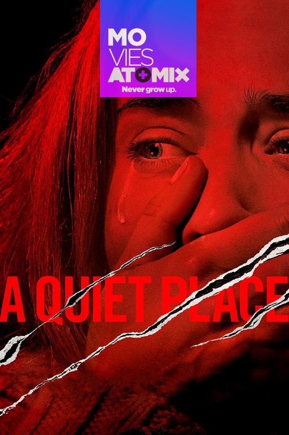 A Quiet Place Review Atomix