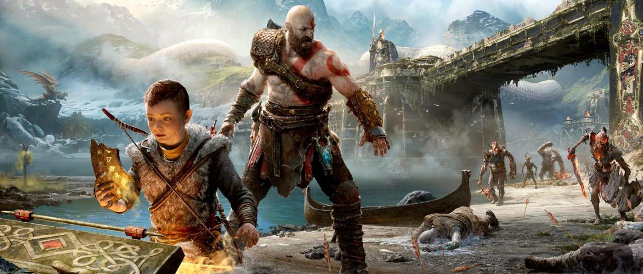 God of War PS4 Atomix