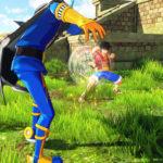Mira al Germa 66 en acción en estas imágenes de One Piece World Seeker Atomix 15
