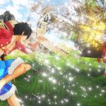 Mira al Germa 66 en acción en estas imágenes de One Piece World Seeker Atomix 17