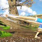 Mira al Germa 66 en acción en estas imágenes de One Piece World Seeker Atomix 19