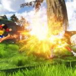 Mira al Germa 66 en acción en estas imágenes de One Piece World Seeker Atomix 7