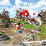 Mira al Germa 66 en acción en estas imágenes de One Piece World Seeker Atomix 8