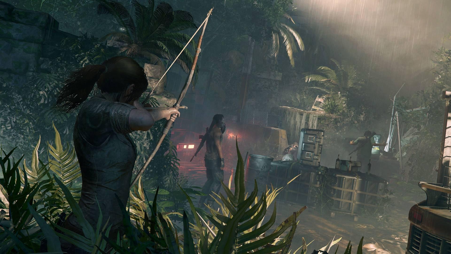 Mira este nuevo tráiler de Shadow of the Tomb Raider Atomix 6