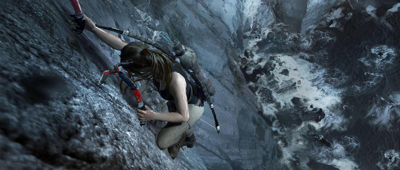 Mira este nuevo tráiler de Shadow of the Tomb Raider Atomix