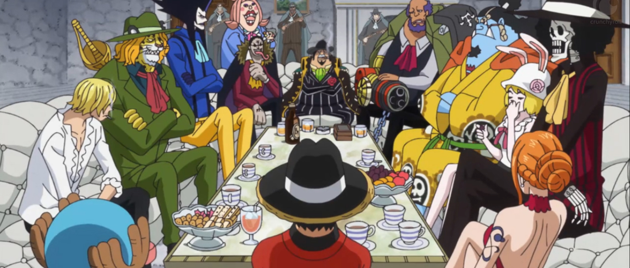 resumen anime  one piece  cap u00edtulo 830