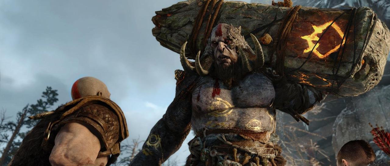 Resultado de imagen de god of war troll