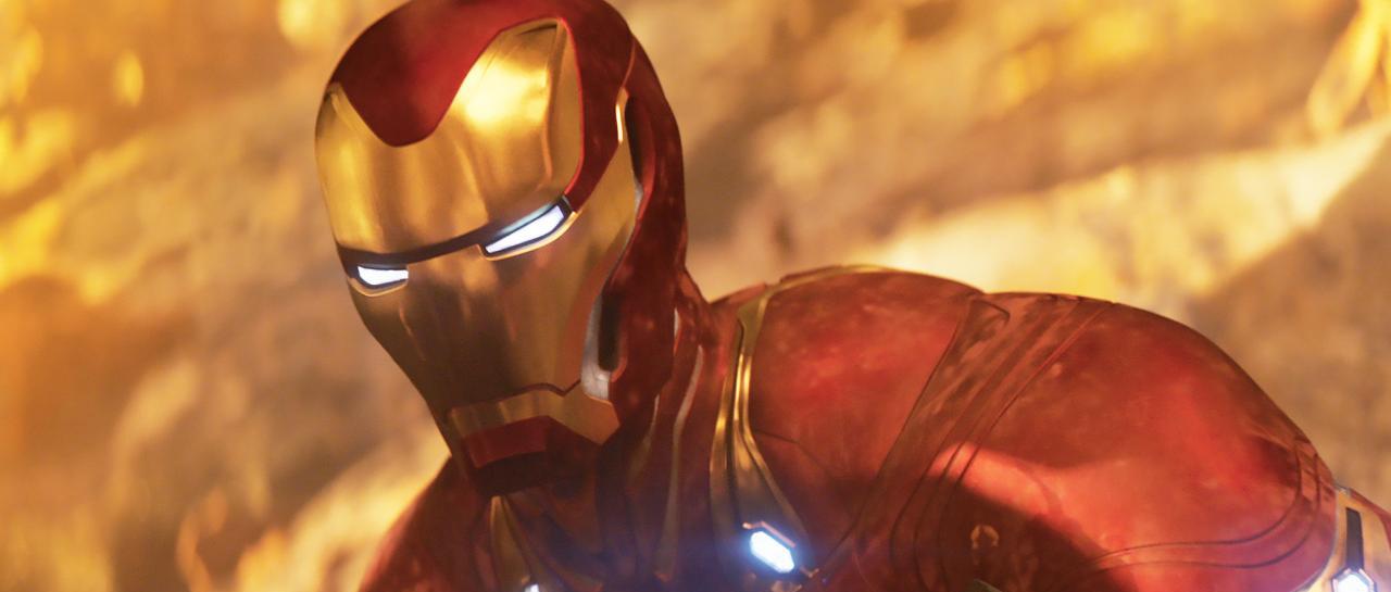 Imà Genes De Iron Man: Iron Man