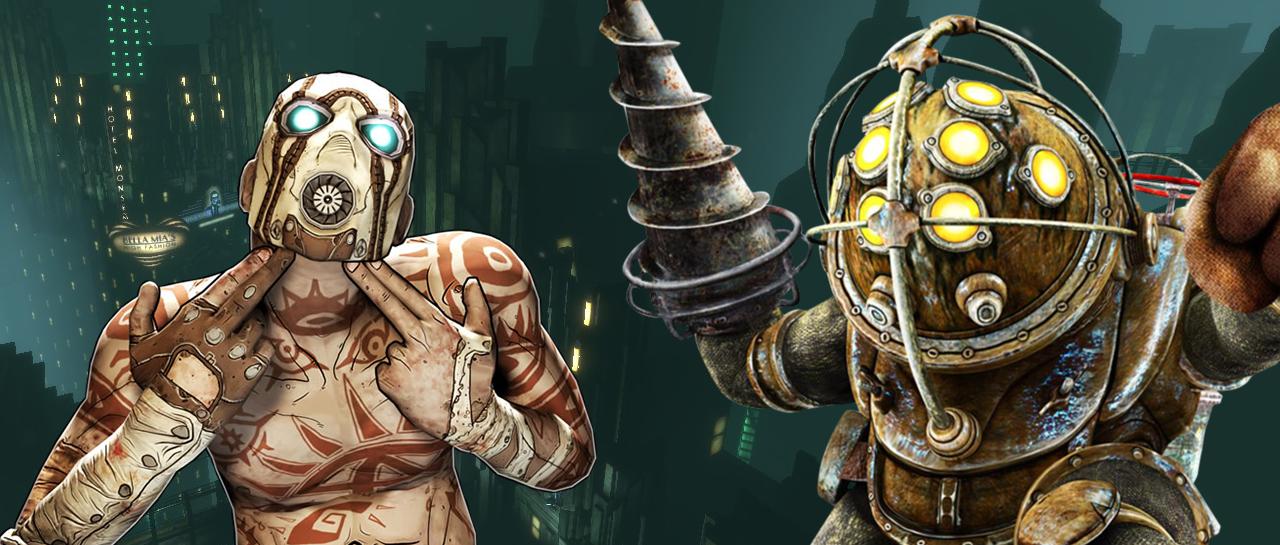 Borderlands BioShock Atomix
