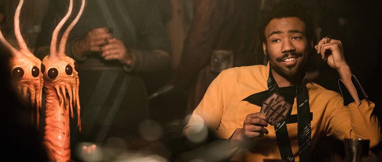 Lando Calrissian Donald Glover Atomix
