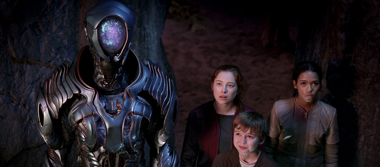 Lost in Space Atomix Netflix