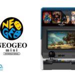 SNK confirma los primeros detalles de la NEOGEO Mini Atomix 7