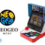 SNK confirma los primeros detalles de la NEOGEO Mini Atomix 8