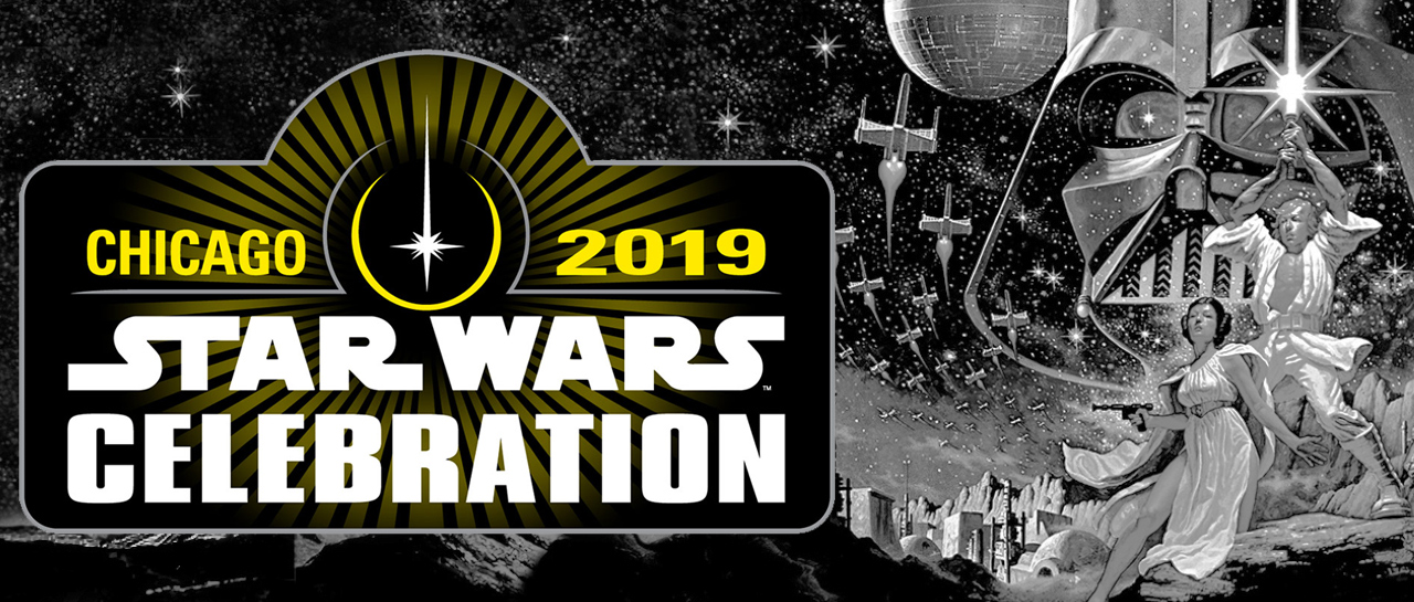 Star Wars Celebration 2019 Atomix