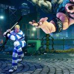 Street Fighter V Arcade Edition Cody Screen 3