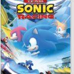 Team Sonic Racing Boxart