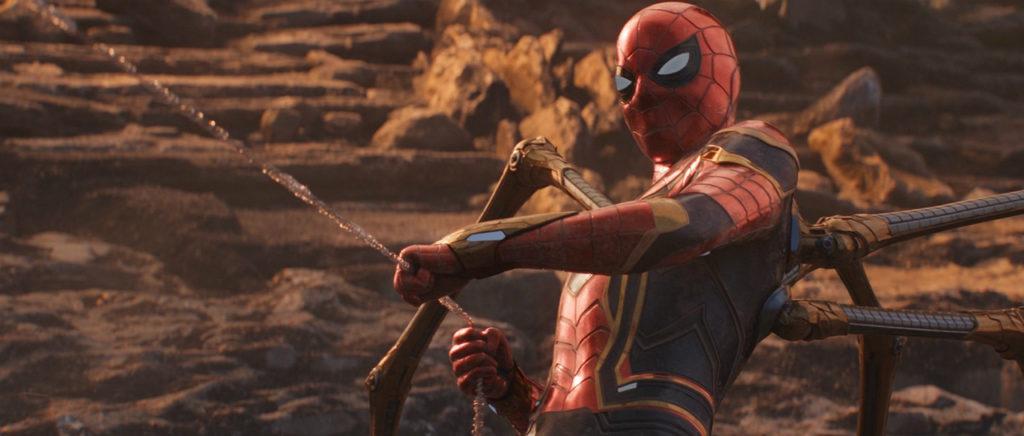 Resultado de imagen para Nuevos cambios y modificaciones en el traje de Spiderman para su siguiente película