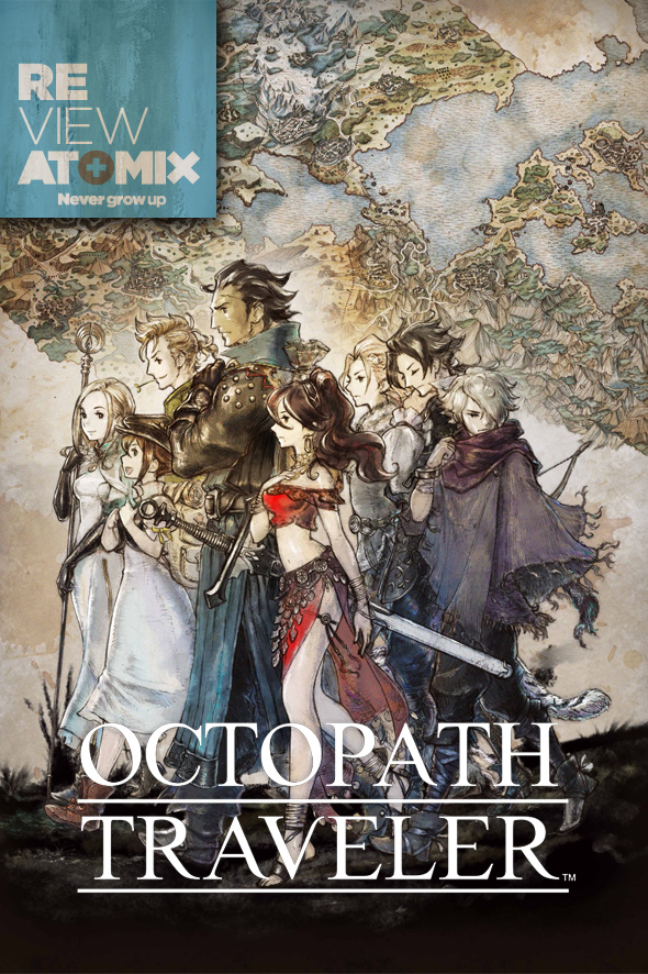 Review Octopath Traveler