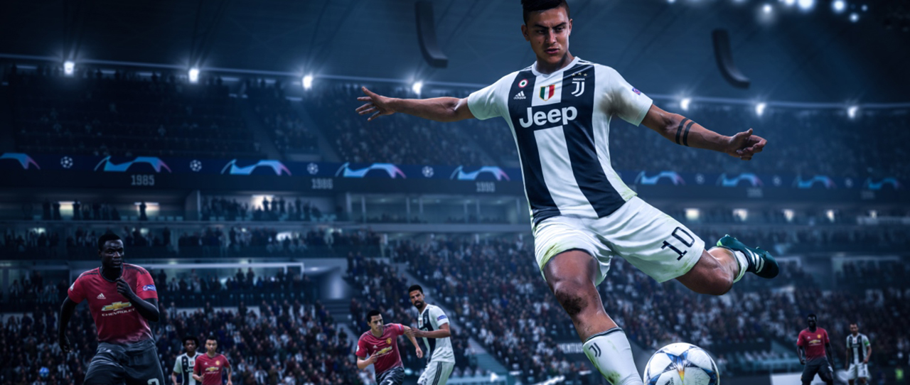 FIFA 19 Atomix