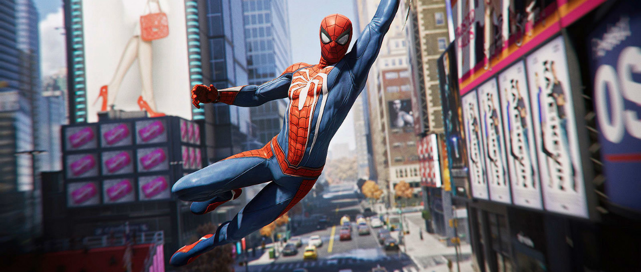 45 GB y al menos 20 horas de nuestro amigable vecino Spider-Man – 1