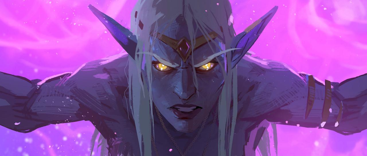 Blizzard exhibe la tercera cinemtica de la serie Warbringers de World of Warcraft 1