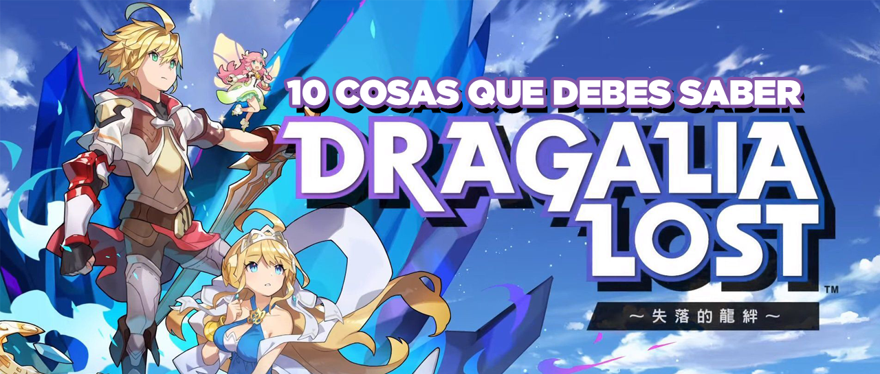 Buzz Dragalia Lost