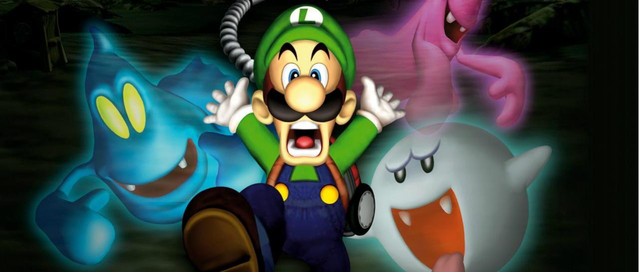 Crean juego de realidad aumentada de Luigis Mansion con Nintendo Labo