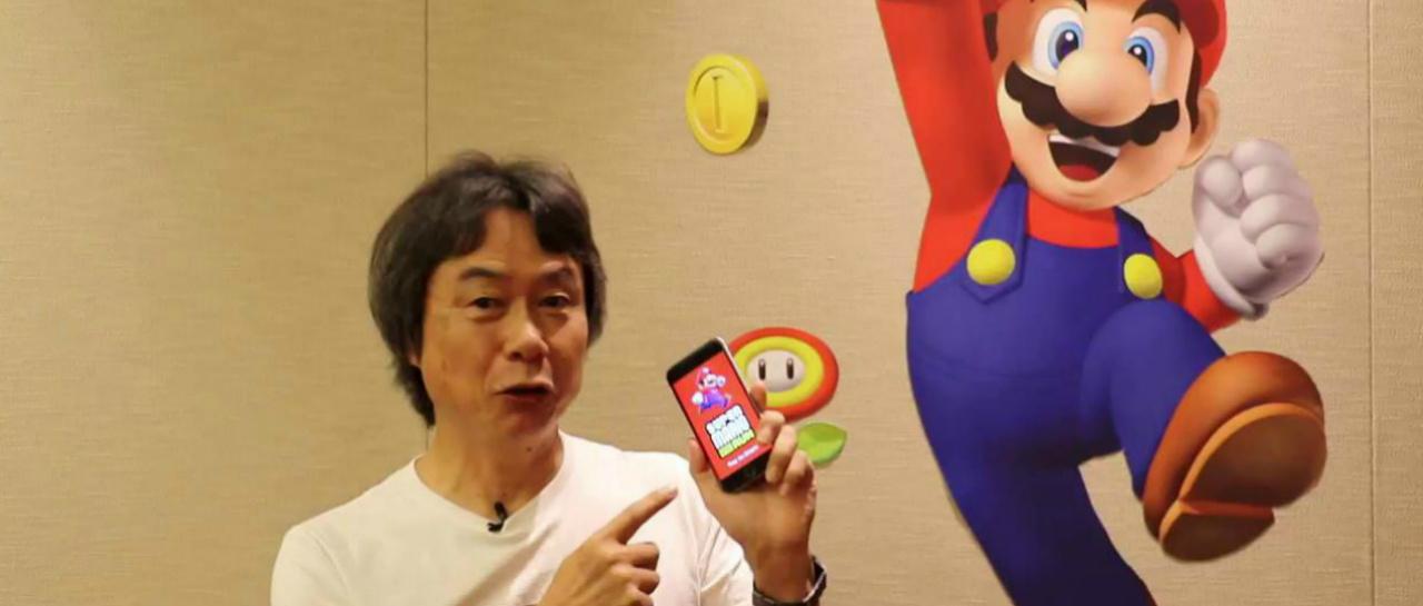 Miyamoto prefiere los precios fijos para los videojuegos – 1