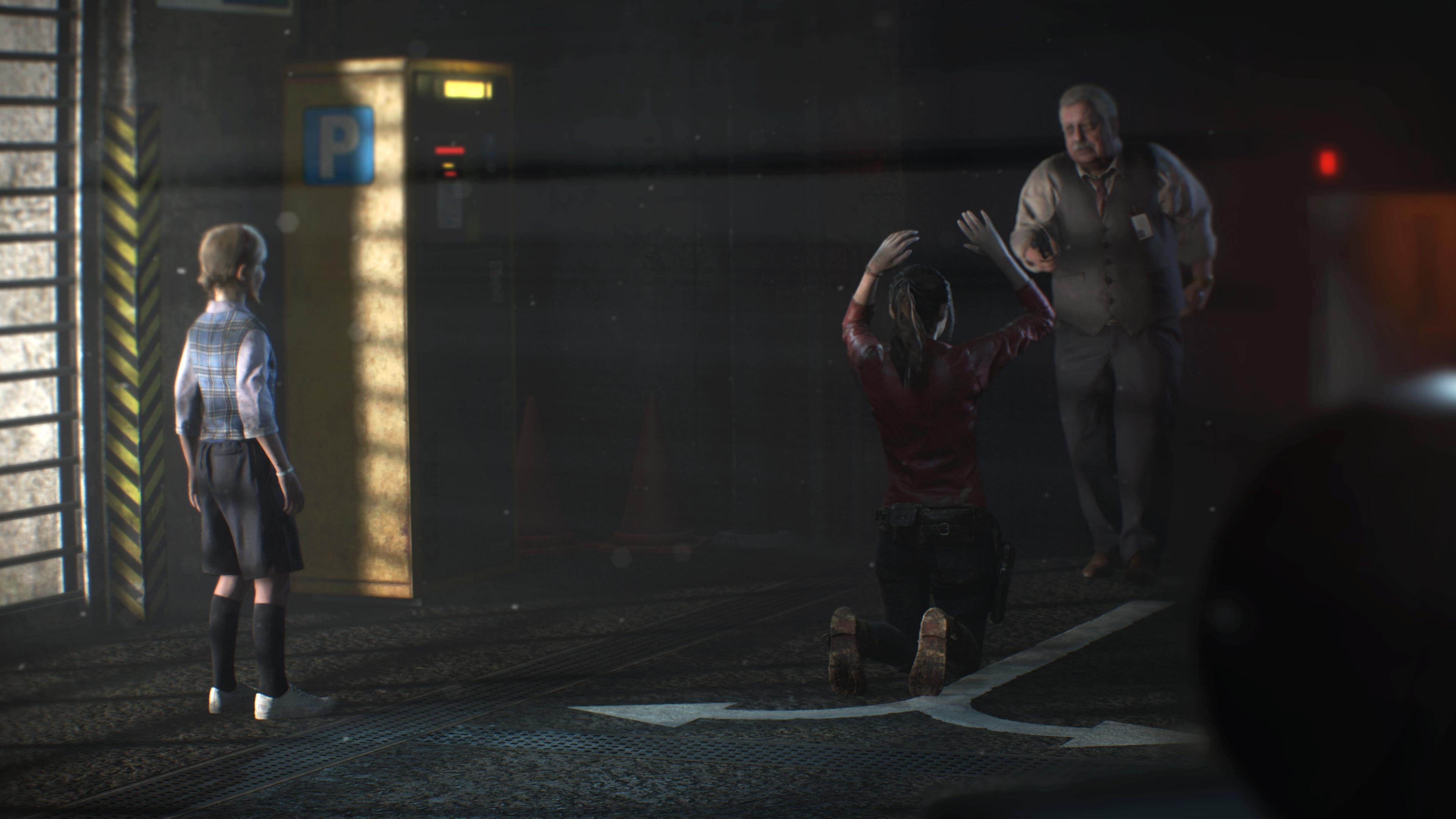 Capcom revela nuevas imágenes de Claire Redfield en Resident Evil 2