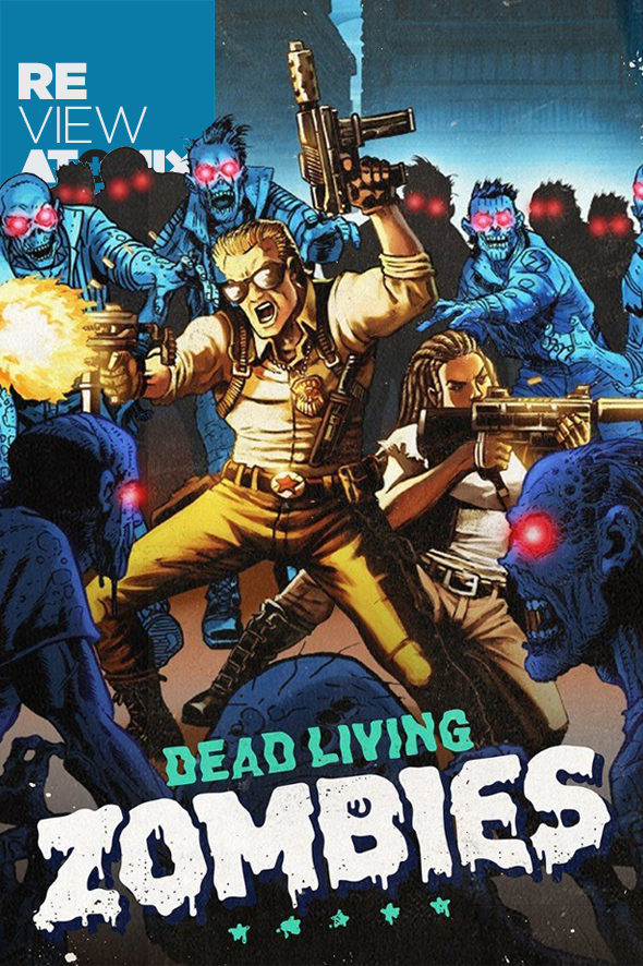 Review Far Cry 5 Dead Living Zombies