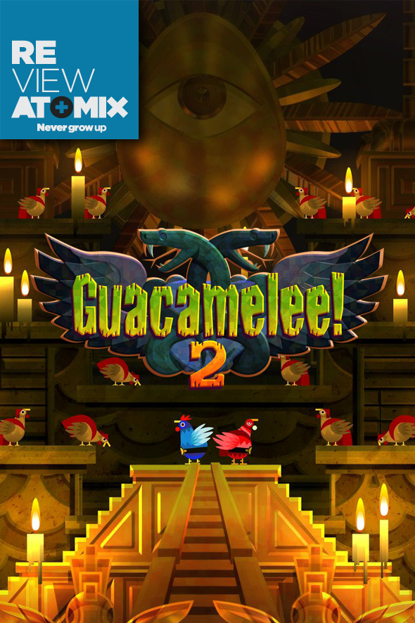 Review Guacamelee! 2
